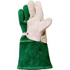 Glove Saver, Split Cowhide, Right Hand
