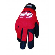 MECHANIC'S PRO TOOL GLOVE (Red)