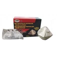 N95 Particulate Flat Fold Respirator (Box of 10)