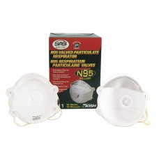 N95 Valved Particulate Respirator (Box of 10)