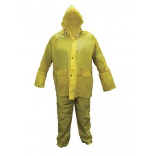 Lightweight PVC Rain Suit