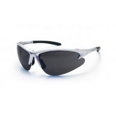 DB2 Eyewear - Shade Lens, Silver Frame w Polybag