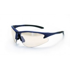 DB2 Eyewear - Indoor/Outdoor Lens, Blue Frame w Polybag