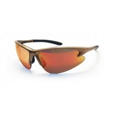 DB2 Eyewear - Iridium Lens, Gold Frame w Polybag