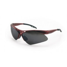 DIAMONDBACK Eyewear - Shade Lens, Red Frame w Polybag
