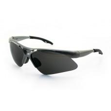 DIAMONDBACK Eyewear - Shade Lens, Silver Frame w Polybag