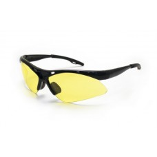 DIAMONDBACK Eyewear - Yellow Lens, Black Frame w Polybag