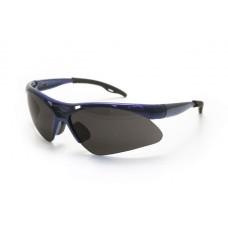 DIAMONDBACK Eyewear - Shade Lens, Blue Frame w Polybag