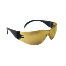 NSX Eyewear - Gold Mirror Lens, Black Temple w Polybag