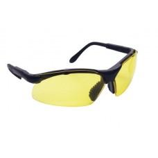 SIDEWINDER Eyewear - Yellow Lens, Black Frame w Polybag