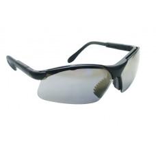 SIDEWINDER Eyewear - Silver Lens, Black Frame w Polybag