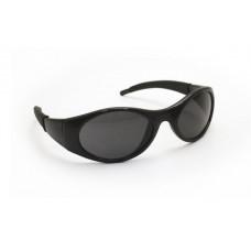 Stingers Eyewear - Shade Lens, Black Frame w Polybag