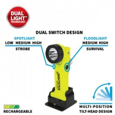 Angle Light Intrinsically Safe Rechargeable Dual-Light