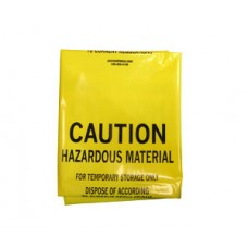 "Hazardous Material Storage Bag - 48""x 30"""