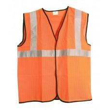 ANSI Class 2 Safety Vest (Orange)