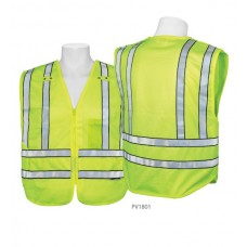 Lime Standard ANSI 207 Public Safety Vest