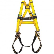 MSA Workman Standard-sized Harness with Tongue Leg Buckles