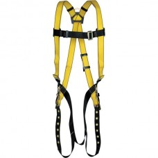 MSA Workman Standard-sized Harness with Tongue Leg Buckles & Side D-Rings