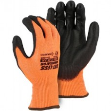 Orange Cut-Less Annihilator with Polyurethane Palm