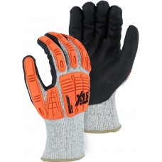 X15 w Korplex® Cut & Impact Resistant Glove, ANSI A5