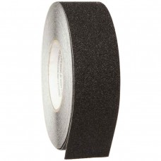 "Brady Anti-Skid Tape, 2"" x 60', Black"