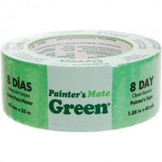 "Duck Brand Painter's Mate Green Masking Tape, 1 7/8"" x 60 yd"